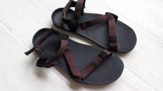 Umara Z-Trail Ultralight Sports Sandals: I Walk in Historic Footsteps When I Wear Them!
