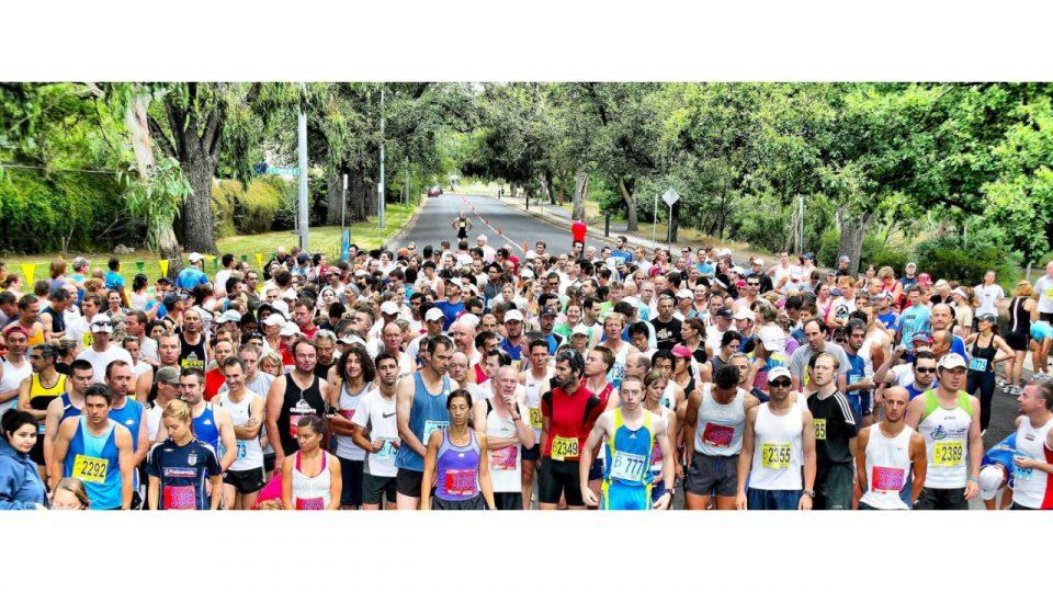 Sri Chinmoy Yarra Boulevard Half Marathon