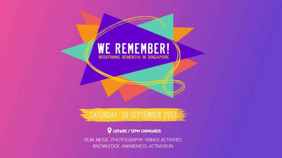 We Remember! Festival 2017