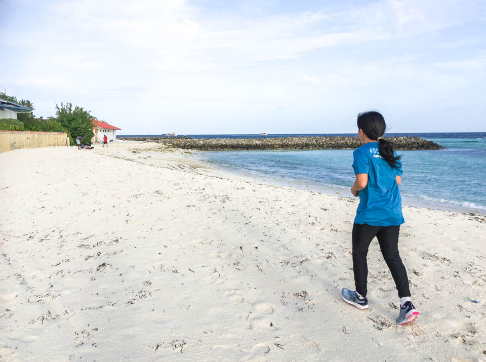 What I Learnt About Running in Maldives