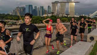 YOLO Run Singapore Back with a New 21KM Category!