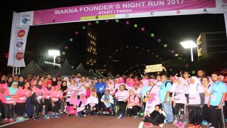 A Running Legacy: MAKNA Founder's Night Run 2017