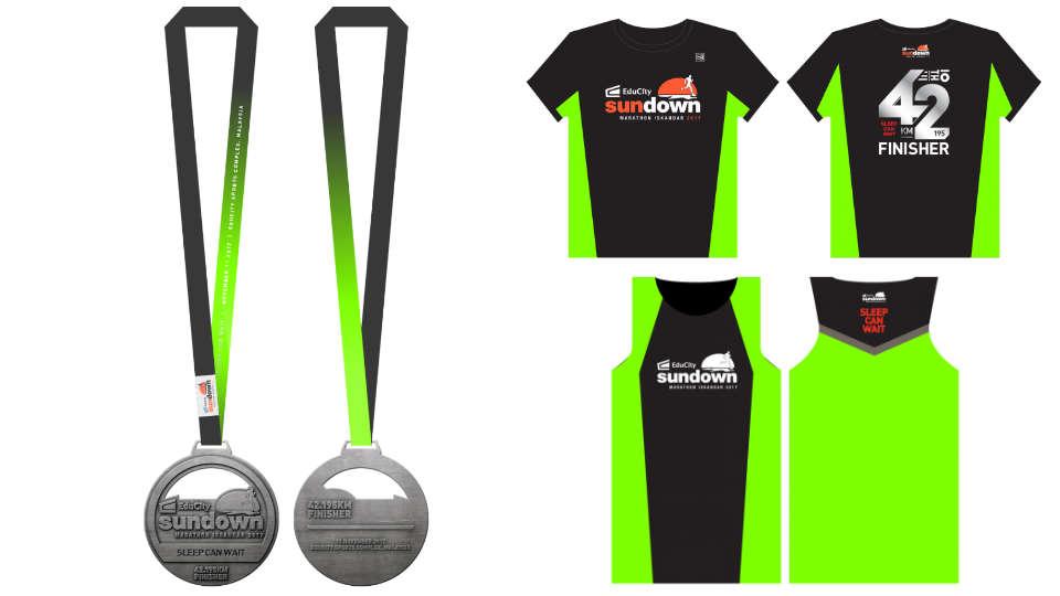 If You Make a Marathon Wish at Sundown Marathon Iskandar, It May Come True
