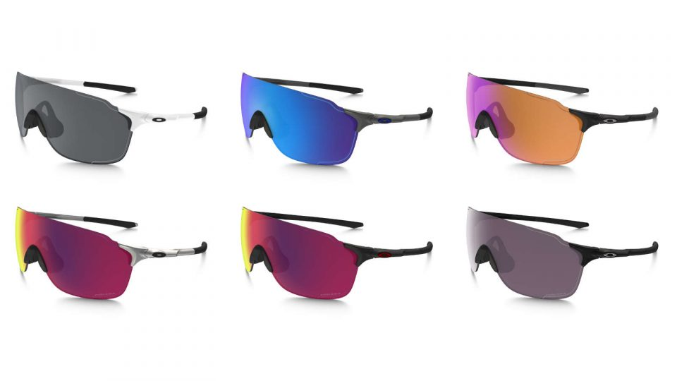 The EVZero Stride Is the Next Evolution of Oakley's Lightest Sport-Performance Frame