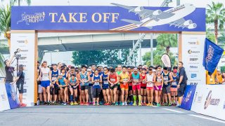 SIA Charity Run 2017 Race Results for 10KM Challenge with e-Certificate