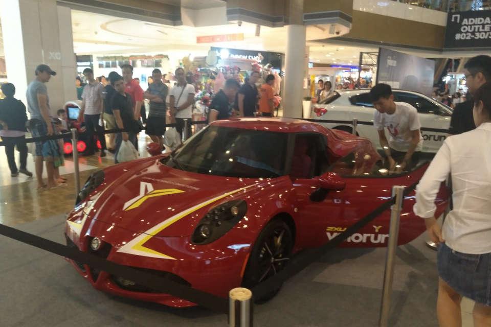 Can You Really Win a Car at YOLO Run's 21KM Alfa Romeo Competizione?