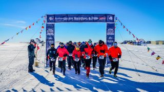 Antarctic Ice Marathon 2017: 55 Runners Participated in the World's Coldest Marathon