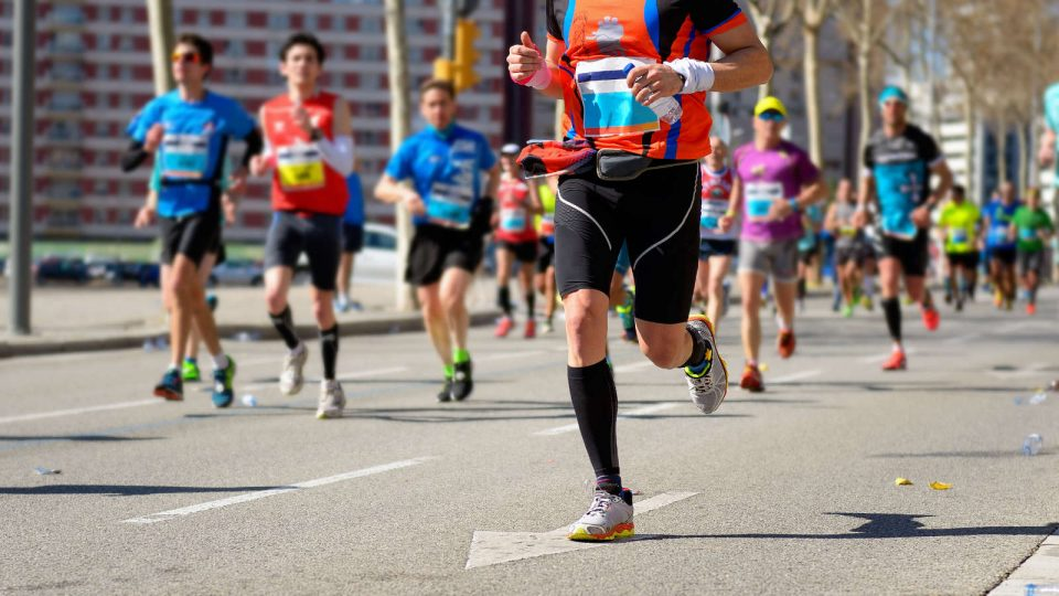 The Cheater's Guide to Winning an Upcoming Marathon