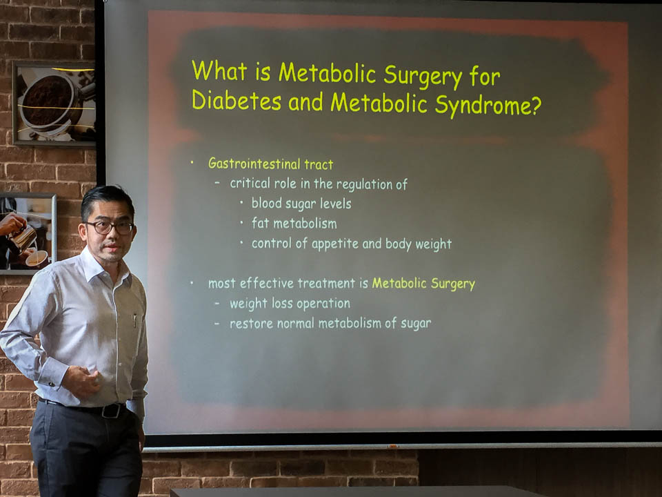 Diabetes Treatment Metabolic Surgery