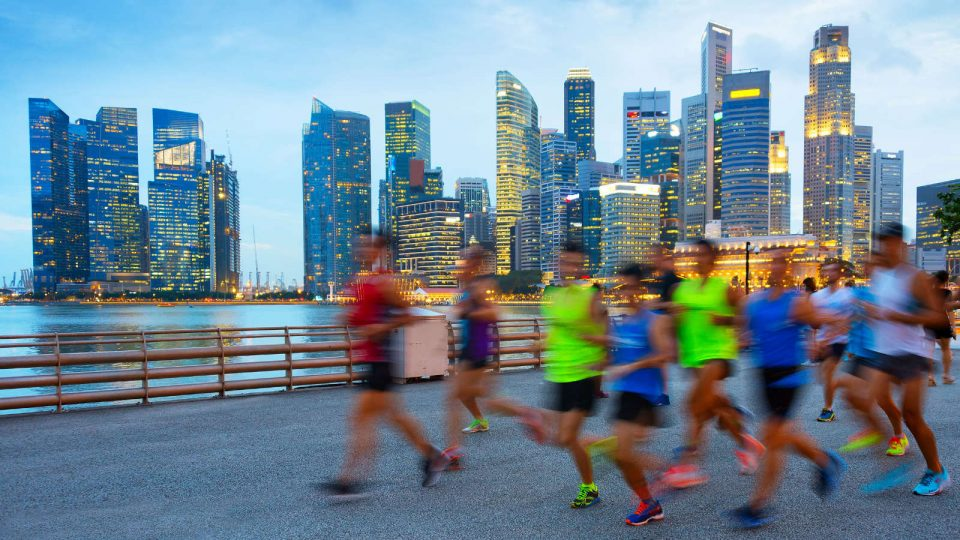 Can a Marathon be a Force of Evil? Ask Your Body for the Answer!