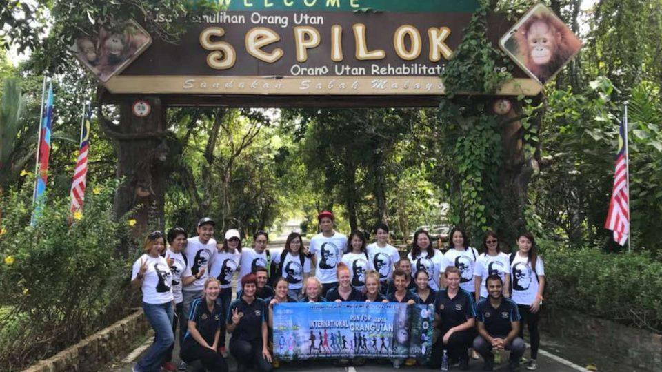International Run for Orangutan 2018