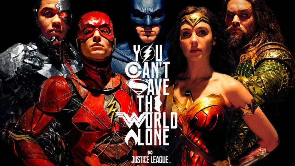 Justice League Run 2017