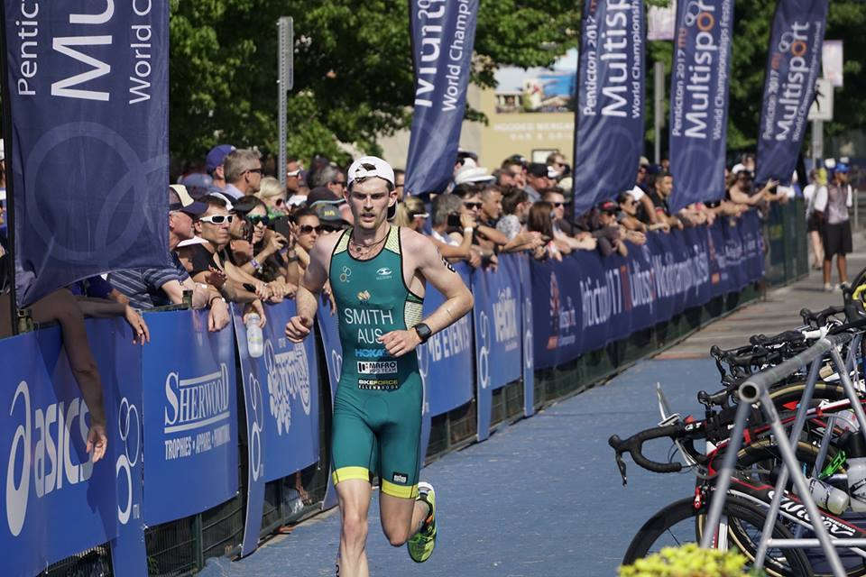 Duathlete Matt Smith Proves that Hard Work Triumphs over Talent