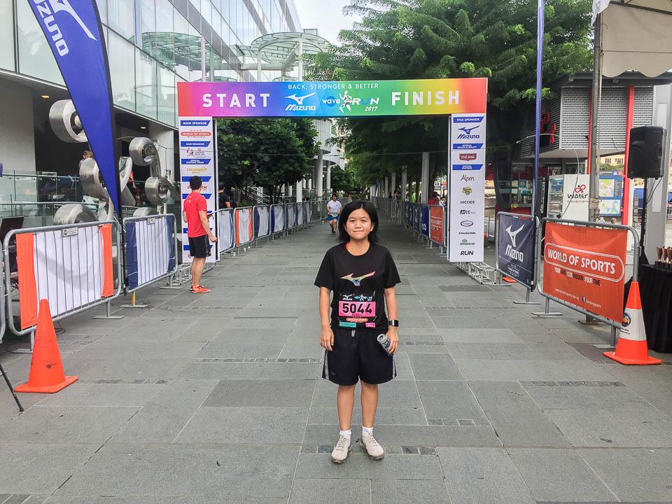 Mizuno Wave Run 2017 Race Review