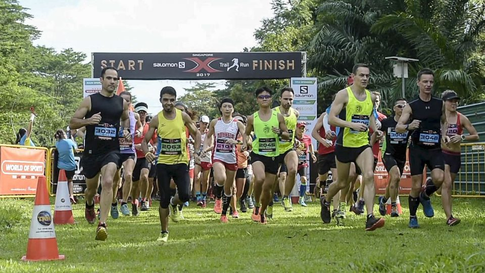 Salomon X-Trail Run 2017 Results: Time to Play