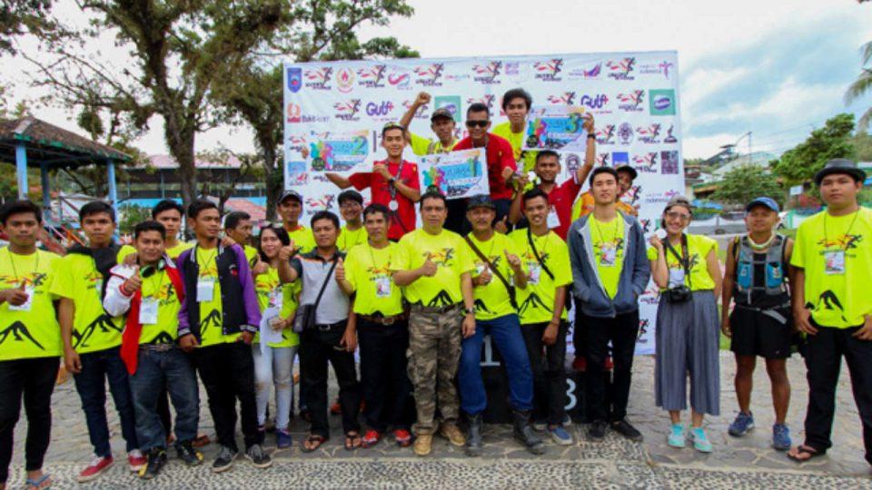 Sawahlunto Coal Trail Marathon 2017