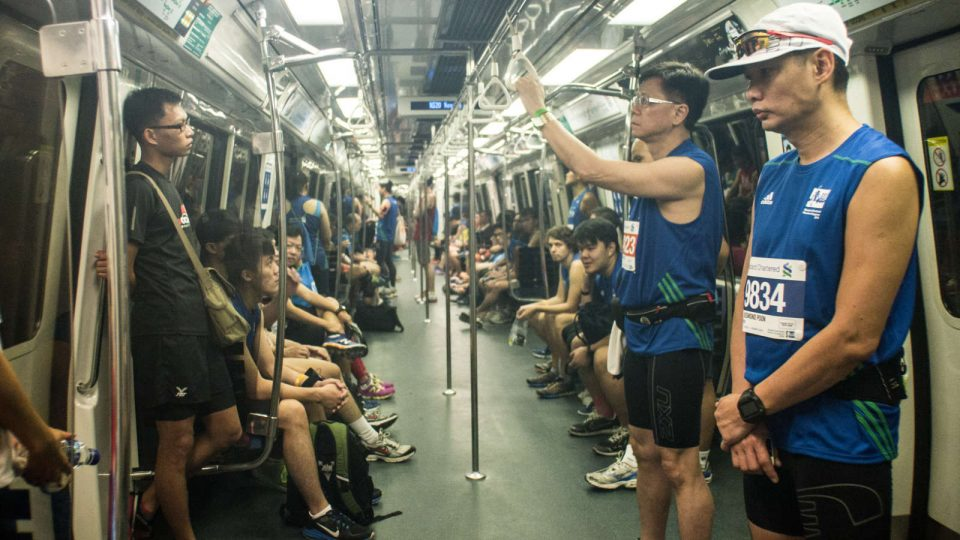 NO Early Train Service Confirmed for Singapore Marathon 2017 Again