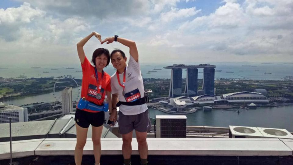 Swissôtel Vertical Marathon 2017 Official Race Results and E-Certificate Is Ready