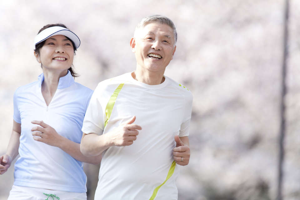 Training for a (Half)Marathon at Any Age