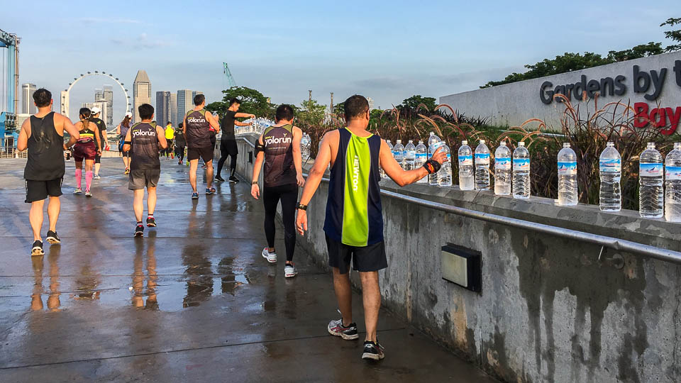 YOLO Run Singapore 2017 Review