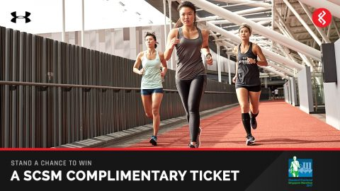 Win Standard Chartered Singapore Marathon 2017 Race Tickets