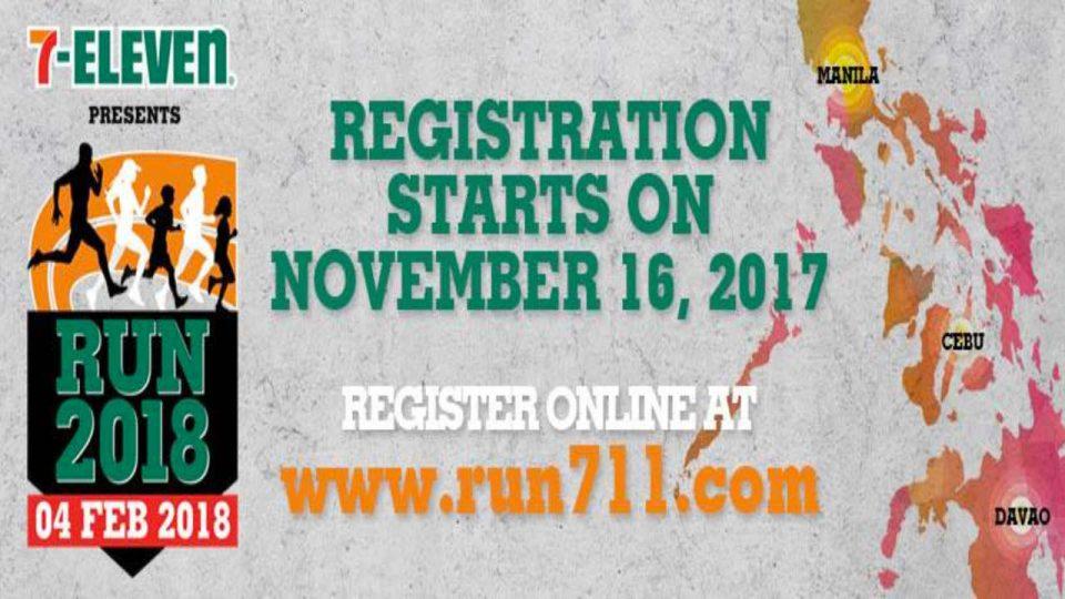 7-Eleven Run 2018 (Manila)