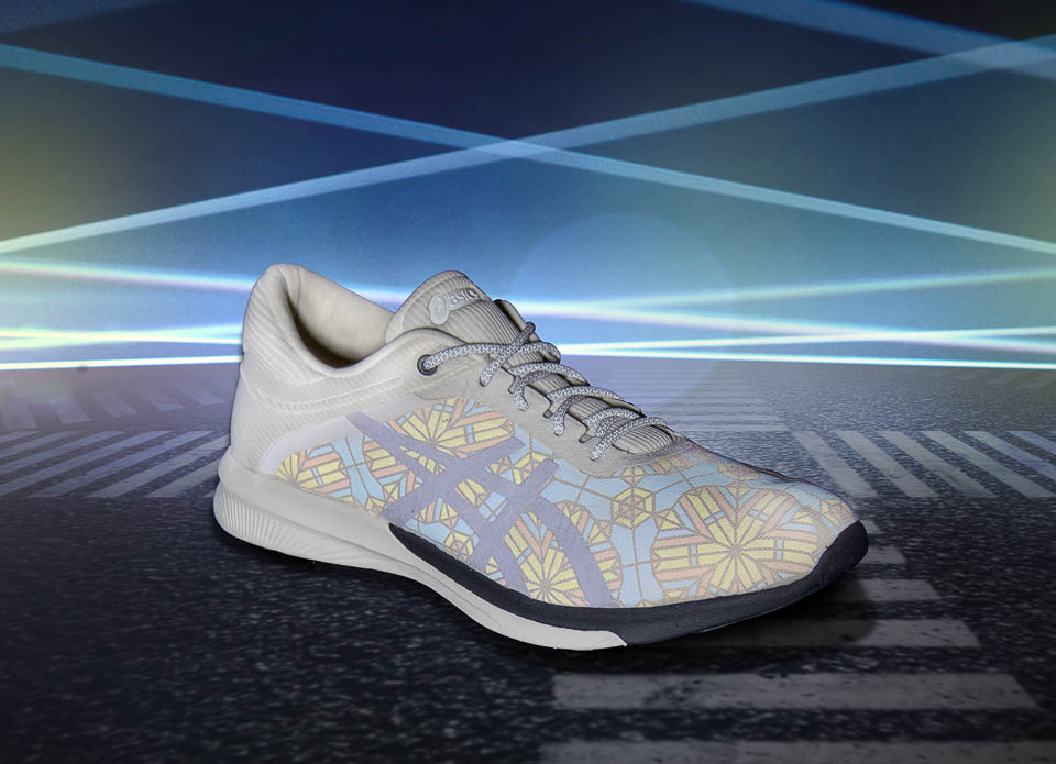 All ASICS Shoes Released in 2017: ASICS fuzeX RUSH Kaleidoscope