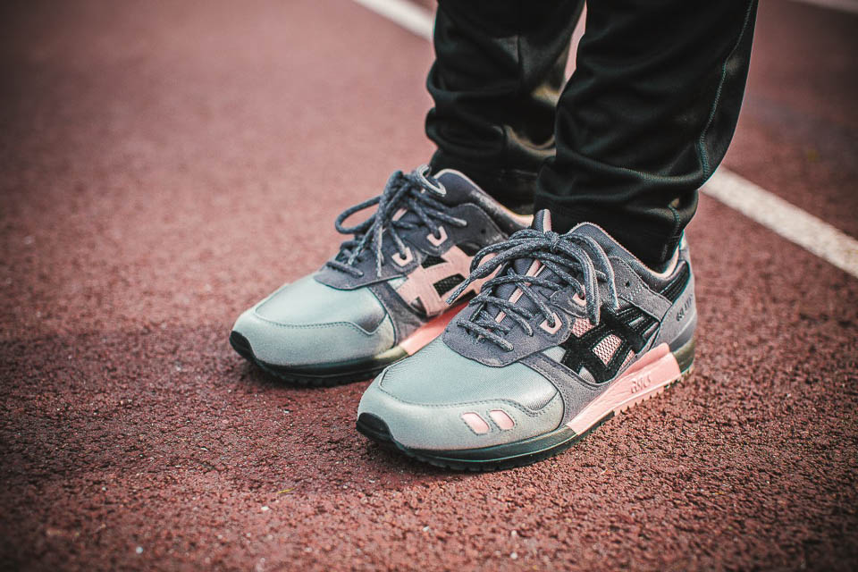 All ASICS Shoes Released in 2017: ASICSTiger x WOEI GEL-LYTE III