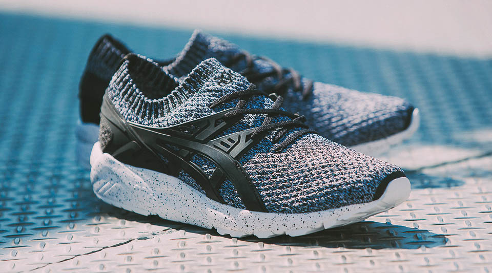 All ASICS Shoes Released in 2017: ASICSTiger GEL-KAYANO TRAINER KNIT Twisted Yarn