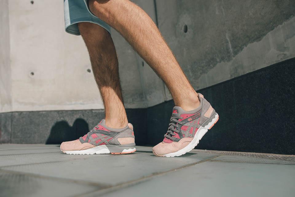 All ASICS Shoes Released in 2017: ASICSTiger Pastels GEL-LYTE V