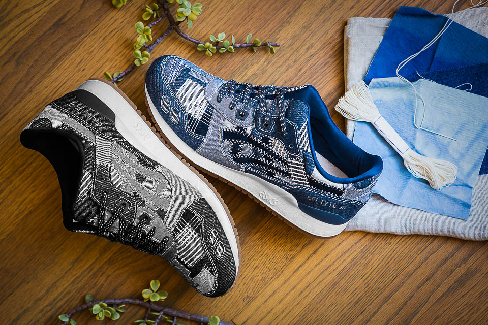 All ASICS Shoes Released in 2017: ASICSTiger Ranru GEL-LYTE III