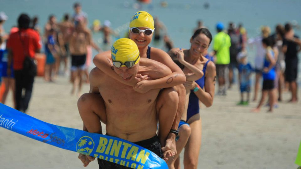 Bintan Triathlon 2018