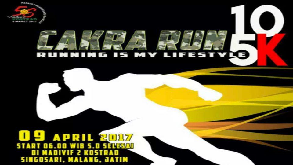 Cakra Run 2017