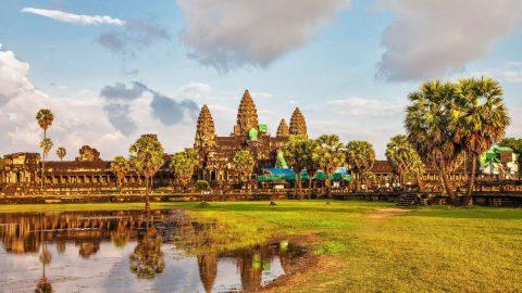 Running Events in Cambodia