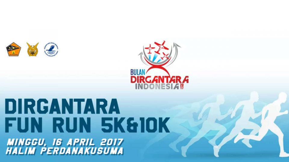 Dirgantara Fun Run 2017