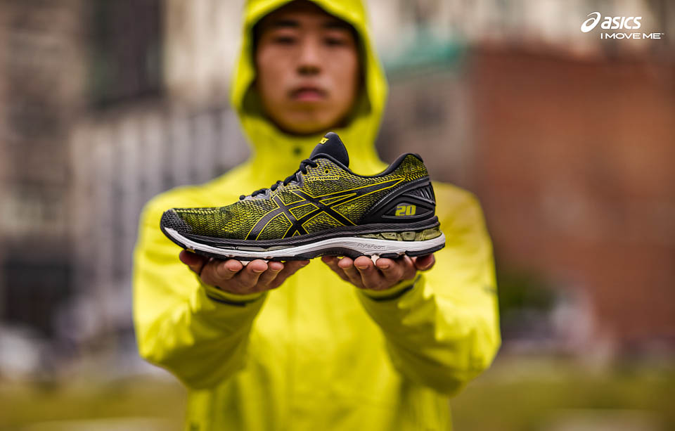 All ASICS Shoes Released in 2017: ASICS GEL-NIMBUS 20