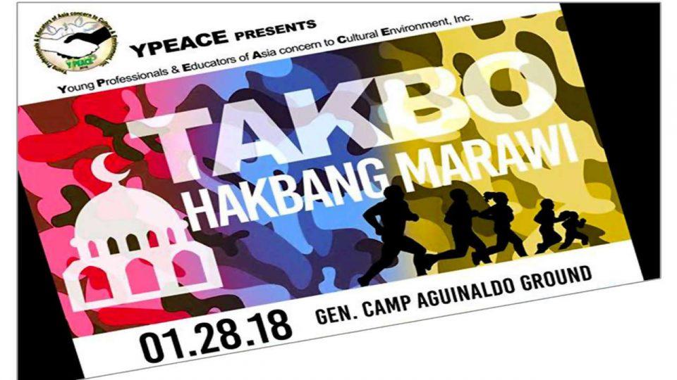 Hakbang Marawi 2018