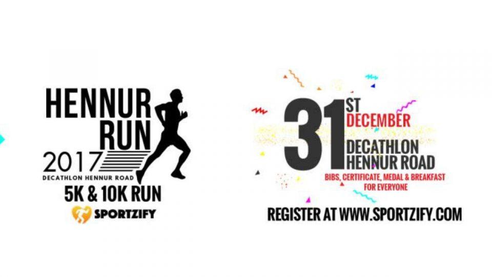 Hennur Run 2017