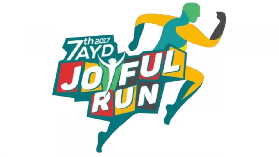 Joyful Run 2017