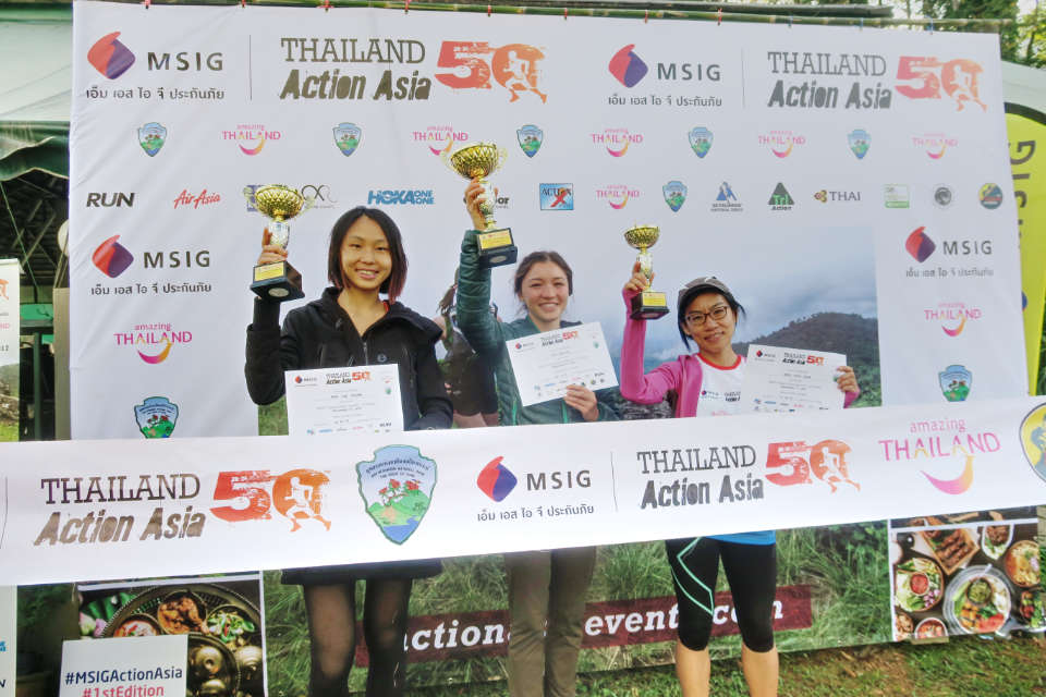 The Surreal Beauty of Doi Inthanon Leaves MSIG Thailand Action Asia 50 Runners Wanting More