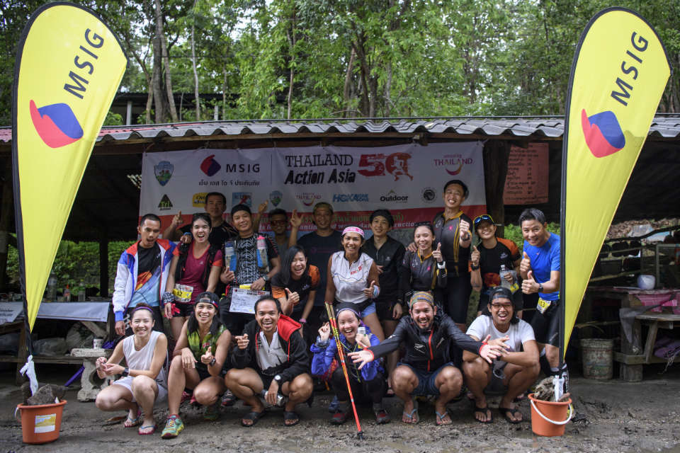 Countdown to MSIG Thailand Action Asia 50 in Doi Inthanon, Thailand's Most Famous National Park