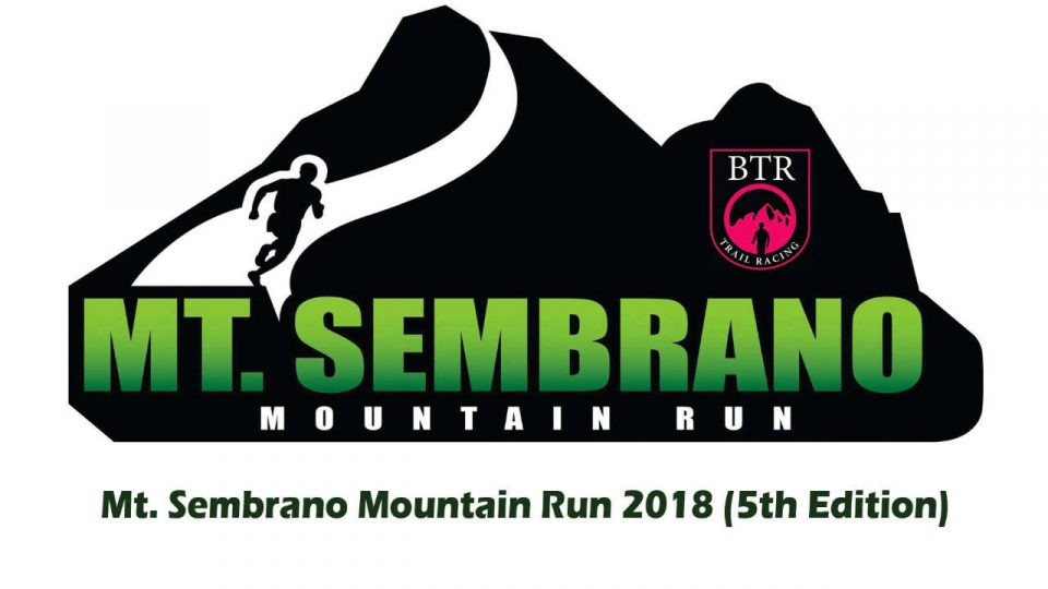 Mt. Sembrano Mountain Run 2018 - Leg 2