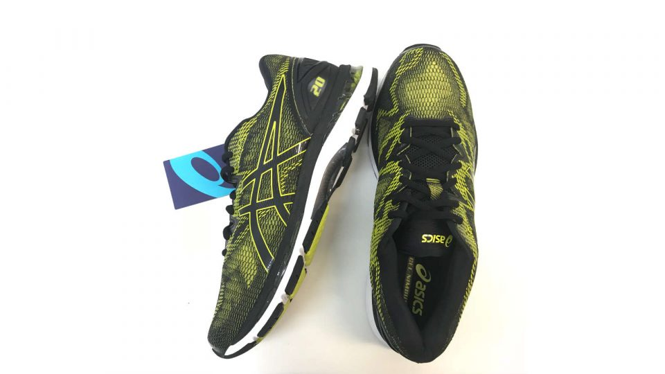 My Adventures in The Land of Gel, Powered by Asics Gel Nimbus 20 Running Shoes