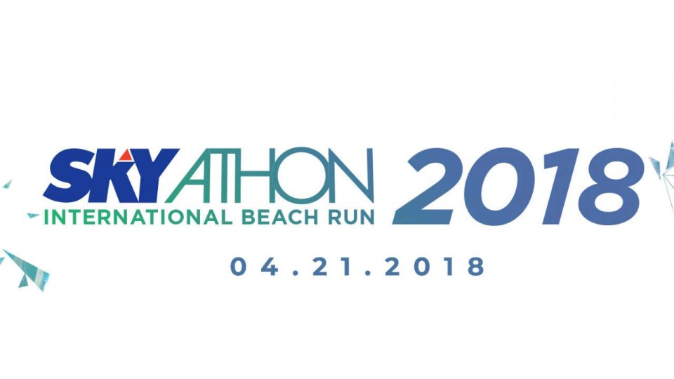 SKYathon International Beach Run 2018