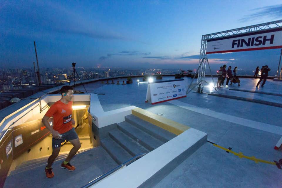 Swissôtel Vertical Marathon 2017: It's Been 30 Years
