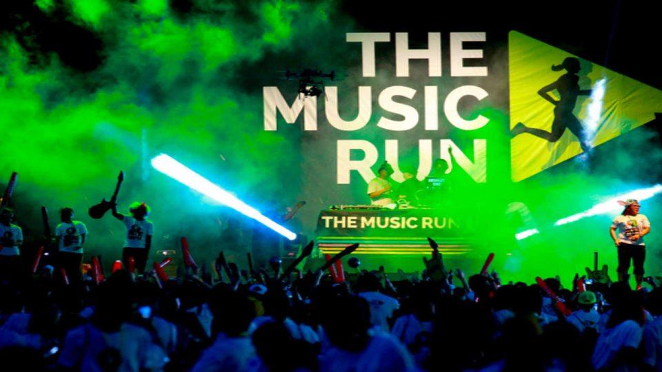 The Music Run Singapore 2018
