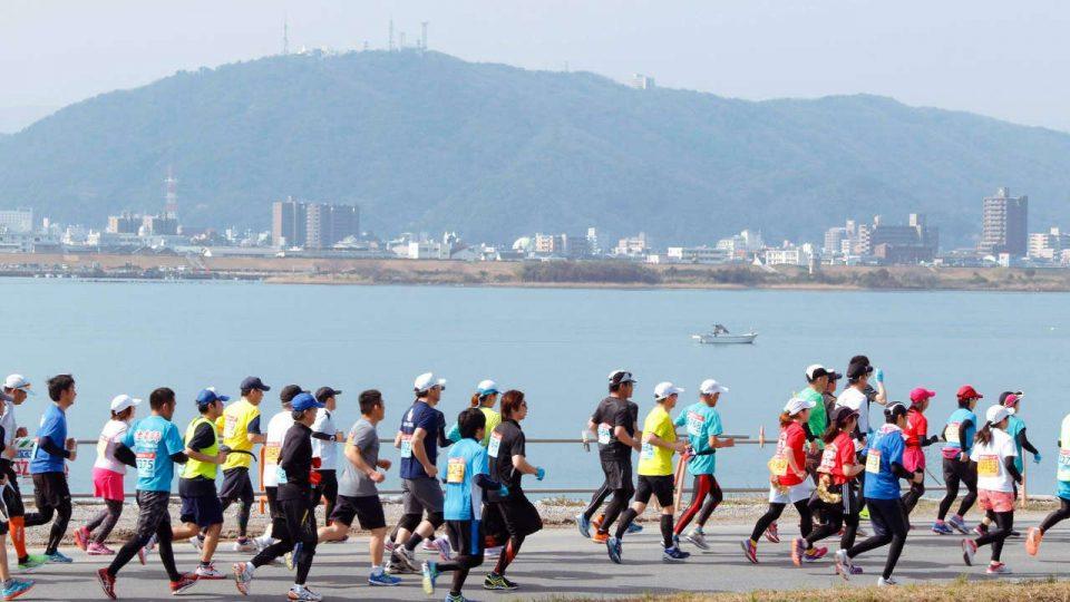 Tokushima Marathon 2018