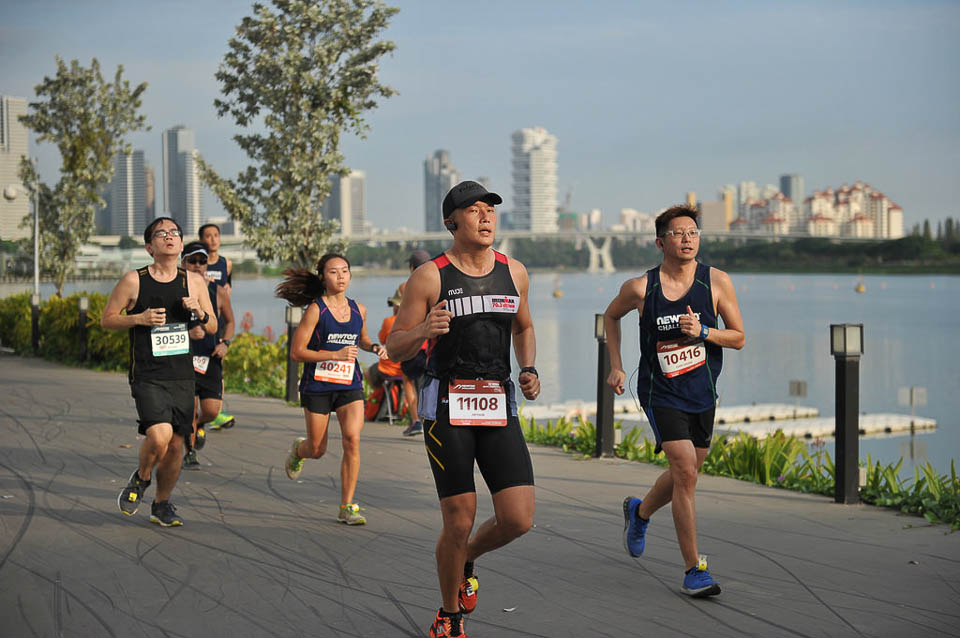 Top 10 Singapore Running Events Of 2017 - Newton Challenge