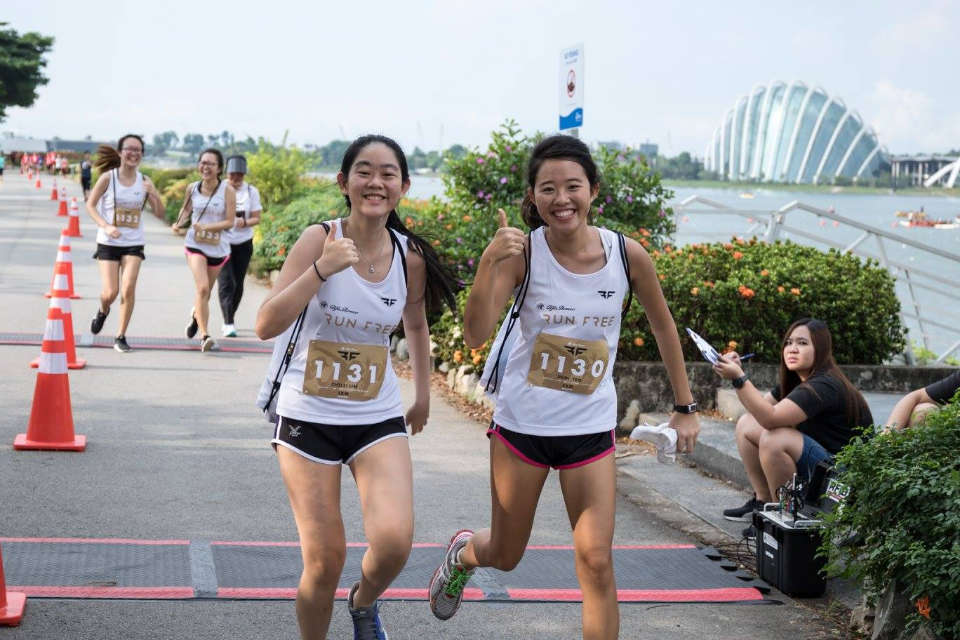 Top 10 Singapore Running Events Of 2017 - Run Free