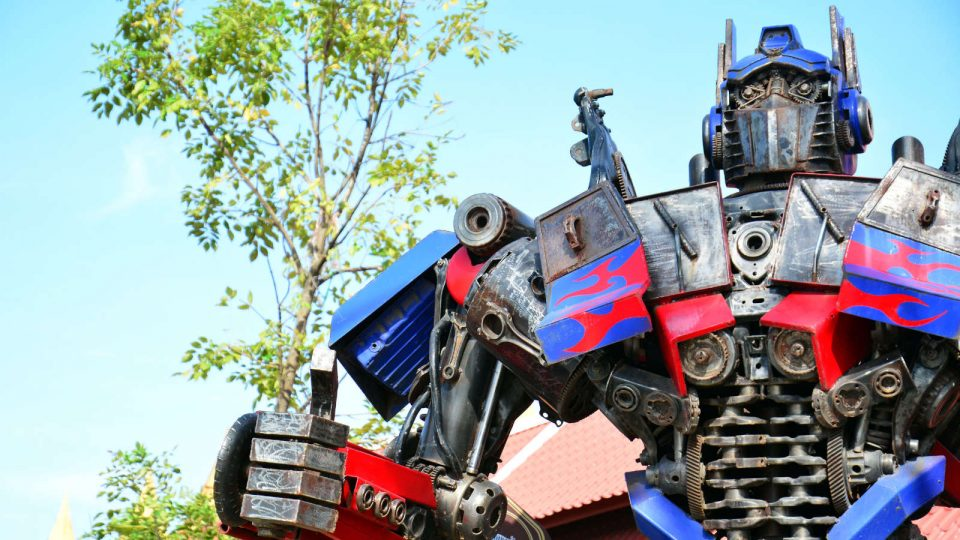 Runners, Transform and Roll Out at the Transformers Run Singapore! (Free Tickets Included)